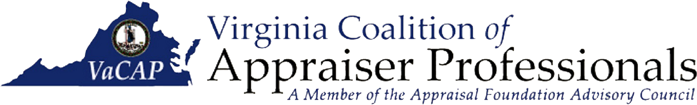 VaCAP – Virginia Coalition of Appraiser Professionals